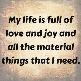 Van armoede naar vreugde, harmonie en overvloed in 10 aspecten!